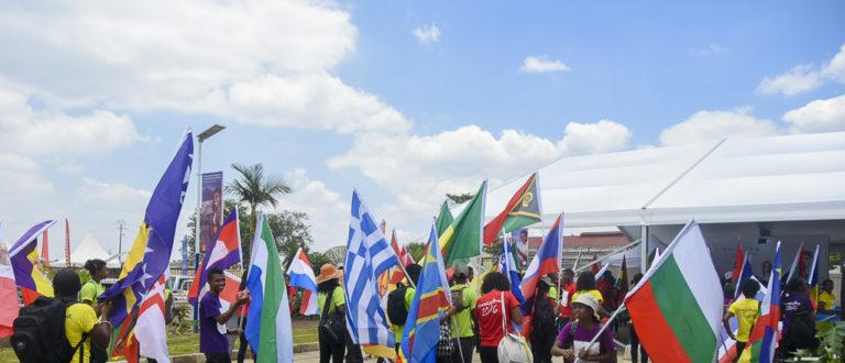 Article : Faisons le tour des pays présents au « Village »