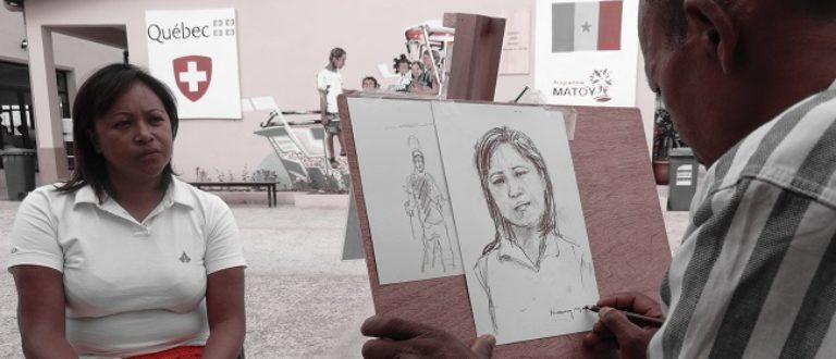 Article : #Photo – Village de la francophonie: les Malgaches ont du talent