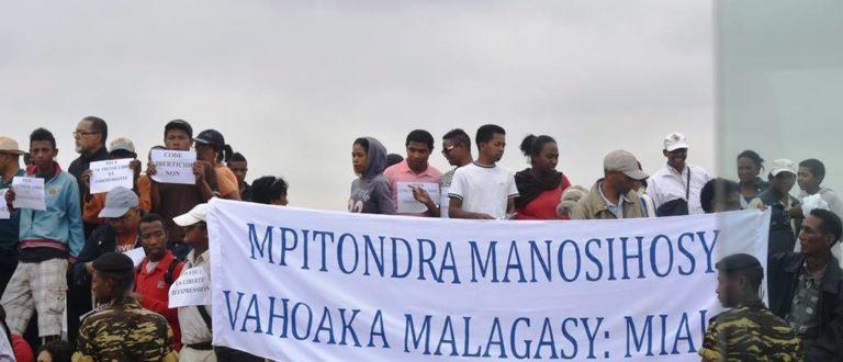 Article : #SommetMada16: les Malgaches réclament la liberté d'expression