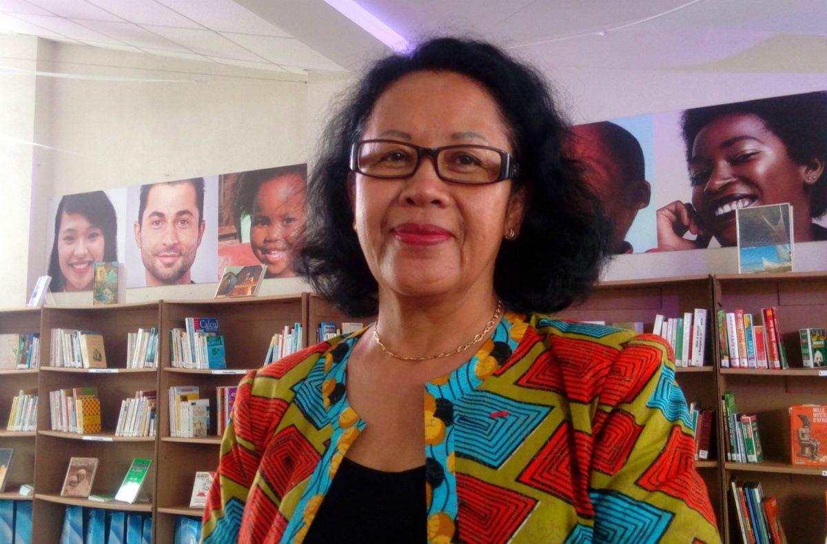 Mireille Mialy Rakotomalala, responsable des activités en marge dans le cadre du XVIème sommet de la francophonie à la délégation générale