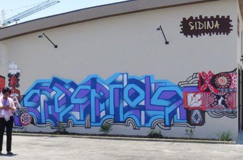 Article : Quand Francophonie rime, entre autres, avec graffiti